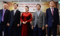 US $100 billion targeted for Vietnam - South Korea bilateral trade