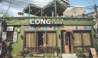 Vietnam's Cong Café opens first branch in South Korea