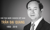 Condolences continue to pour in over passing of President Tran Dai Quang