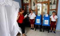 Cubans vote in legislative elections