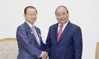 Vietnam-Japan strengthen cooperation