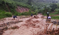 Muong Lat District to recover from aftermath of floods and landslides