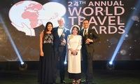 Vietnam wins big in World Travel Award 2017