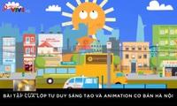 Hanoi Animation BootCamp 2018