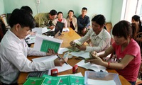 Capital support for ethnic groups in Lai Chau