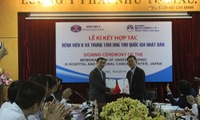 Vietnam, Japan cooperate in cancer treatment