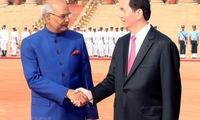 Vietnam, India step up all-around cooperation