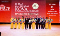 KOVA Prize 2017 honours two medical projects