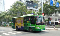 HCMC bus ads too pricy: Advertisers