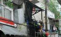 Blaze kills 3 in HCM City