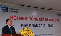 Vietnam National University continues to adopt CDIO