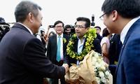 Vietnam Airlines welcomes 200 millionth passenger