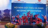 Hà Giang set to greet the world