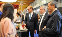 Việt Nam's culture, tourist sites introduced at Brussels Holiday Fair