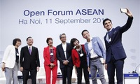 WEF on ASEAN starts with open forum