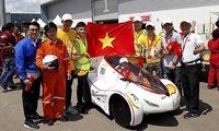 Vietnam wins Shell Eco-marathon Asia 2018
