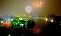 Hanoi to conduct fireworks display at 30 locations
