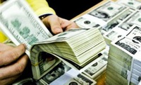 VND/USD exchange rate slightly down after FED lifting
