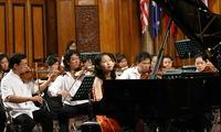 International classical musicians gather in Hanoi