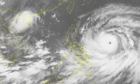 Mangkhut becomes the 6th tropical typhoon to hit the East Sea