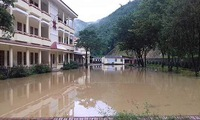 Flooding in Son La prevents students from attending school
