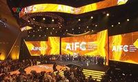 Central Asian global financial hub AIFC opens in Astana