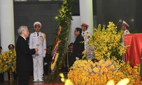 Party leader Do Muoi remembered with high praise
