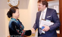 Vietnam wants to learn from Netherlands' delta development: NA chief