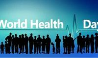 World Health Day stresses universal health coverage