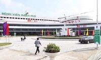 New branch of Bach Mai hospital inaugurated in Ha Nam
