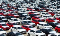 More than $ 1 billion imported cars in the first quarter of 2019