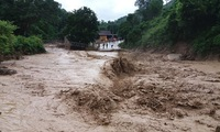 Efforts to overcome aftermath of flood in central region