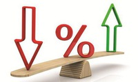 Key rate cut affects interest rates