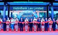 VietinBank inaugurates headquarters in Laos