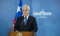 Chile withdraws from hosting APEC & COP 25