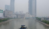 Ho Chi Minh City announces causes of air pollution