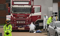 Second lorry driver charged over Essex lorry deaths