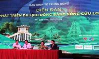 Forum to boost tourism development in Mekong Delta