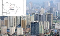 Hanoi shakes as earthquake hits northern province 300km far away