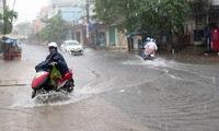 Typhoon Nakri weakens into tropical depression, causing heavy rains