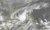 Typhoon Nakri makes way towards Khanh Hoa, Quang Ngai