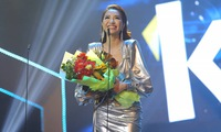 Vietnamese artists honored at the Keeng Young Awards