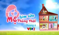 Wise parenting: A mother handbook for raising children  on VTV2 channel