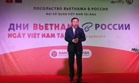 Promoting Vietnamese culinary culture to Russia