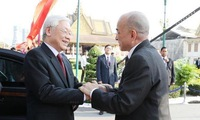 New development in Vietnam – Cambodia friendship and comprehensive cooperation