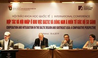 Cooperation and integration in the baltics and Southeast Asia regions