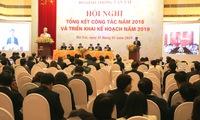 Transportation sector discusses tasks for 2019