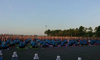 Fifth International Day of Yoga organized across Vietnam