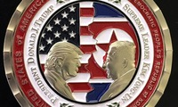 Coin marks historical event of DPRK-USA Summit