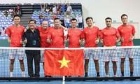 Tennis: Vietnam win overall top spot at Davis Cup - Asia/Oceania Group III